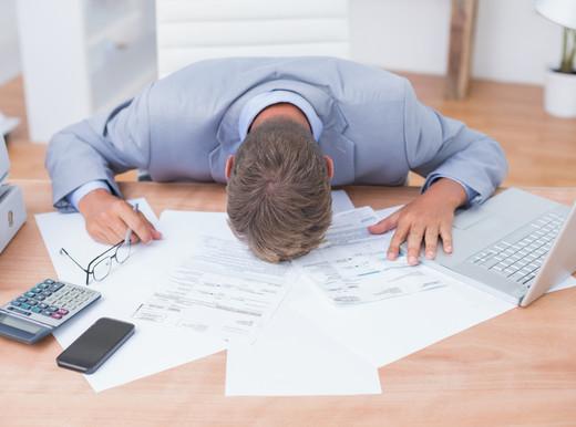 Quando lo stress diventa cronico