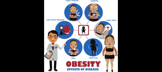 I pericoli del grasso in eccesso