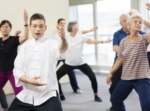 Per prevenire l'infarto, puntiamo (anche) sul Tai Chi