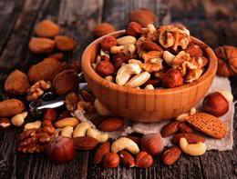 La frutta secca a guscio abbassa il rischio di fibrillazione atriale