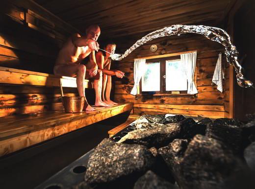 Le saune frequenti potrebbero ridurre il rischio di ictus
