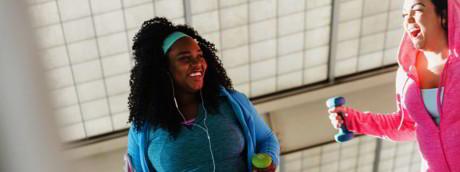 L'attività fisica cambia (in meglio) il sangue degli obesi