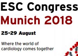 Al via il congresso della Società Europea di Cardiologia