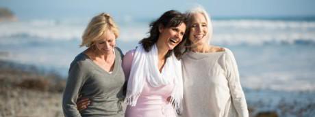 Camminare regolarmente allontana lo scompenso nelle donne dopo la menopausa