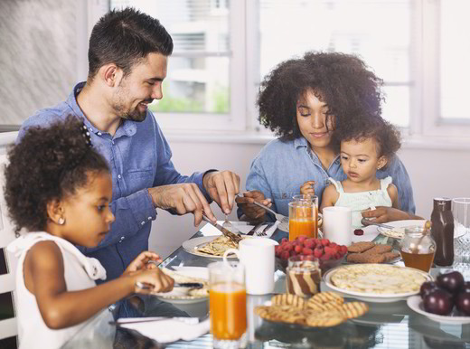 Bambini, una (giusta) colazione protegge il cuore e previene il diabete