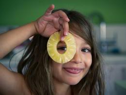 Il cuore in salute da piccoli protegge gli occhi da grandi