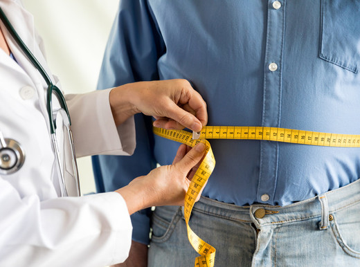 """Due persone su tre ad alto rischio-cuore hanno la """"pancetta"""""""
