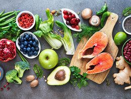 La sana alimentazione da sola riduce del 20 per cento le morti per infarto e ictus