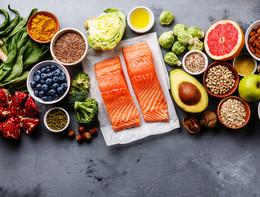 La dieta ricca di pesce e vegetali riduce del 40 per cento il rischio di per scompenso cardiaco