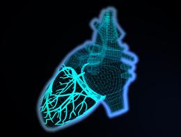 La luce per riaccendere il cuore dopo l'infarto