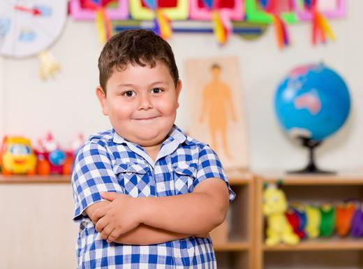 Ilsovrappesotra 4 e 6 anni raddoppia il rischio di ipertensione da grandi