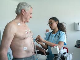 Un over-65 su dodici fa i conti con la fibrillazione atriale