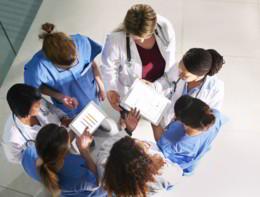 Per vincere l'infarto grave e lo shock cardiogeno occorre il lavoro di squadra