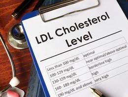 """Colesterolo """"cattivo"""", più cala meglio è per chi soffre di cuore"""
