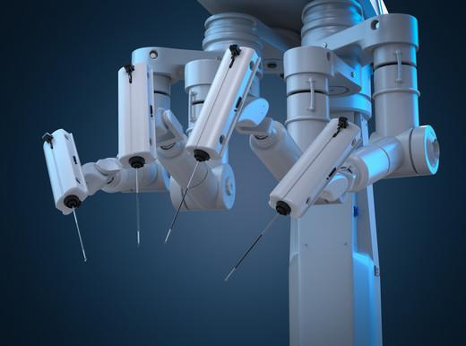 Così lavora il robot per la valvola mitrale