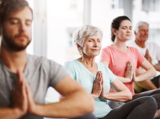 La meditazione trascendentale combatte lo stress e protegge il cuore dell'iperteso