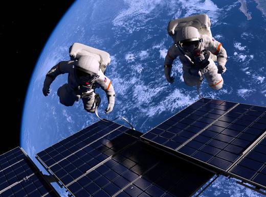 I segreti della trombosi nell'astronauta
