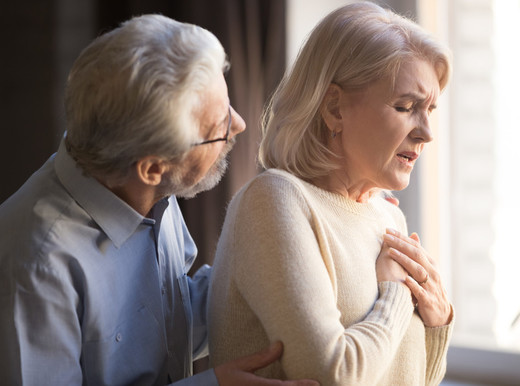 Dopo un infarto, le donne più a rischio degli uomini