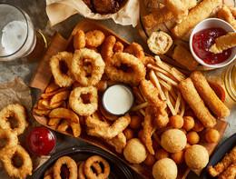 Attenzione alle fritture per prevenire l'infarto