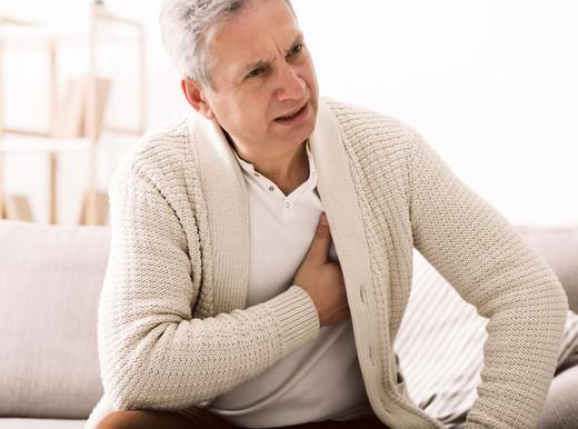 Covid-19, in Italia sono cresciuti i decessi per infarto