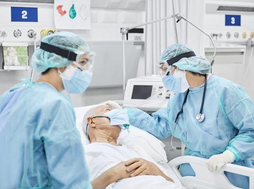 Troponina-T, se sale in ospedale aumentano i rischi in caso diCovid-19